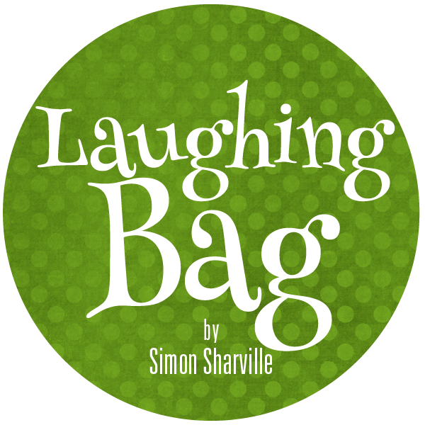 Laughing Bag by Simon Sharville